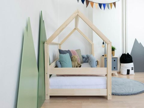 TERY a Montessori styled house bed from Benlemi Available at Baby Bottega