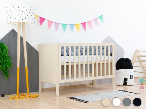 SLEEPY, a Montessori styled cot from Benlemi transparent