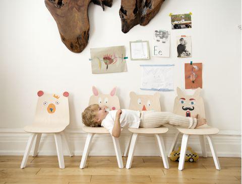 Rabbit Play Chair