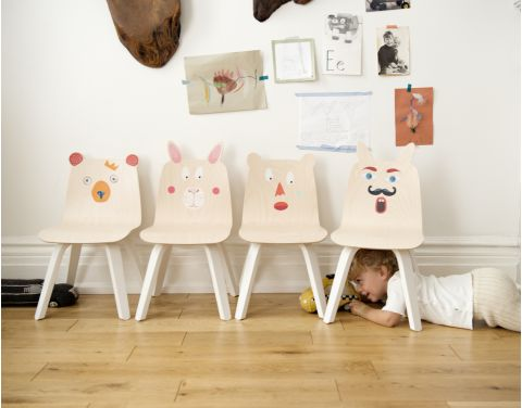Bear Play Chair