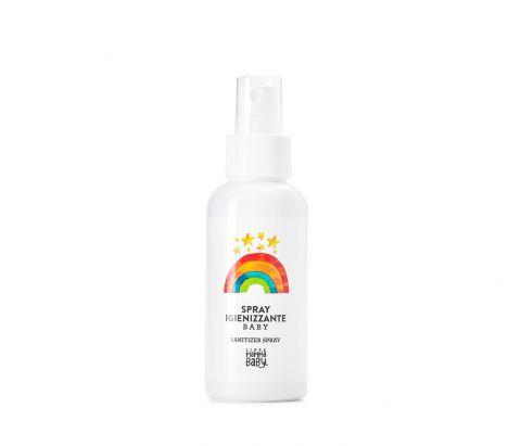 Baby Sanitizer Spray from Mamma Baby Linea :: Available at Baby Bottega