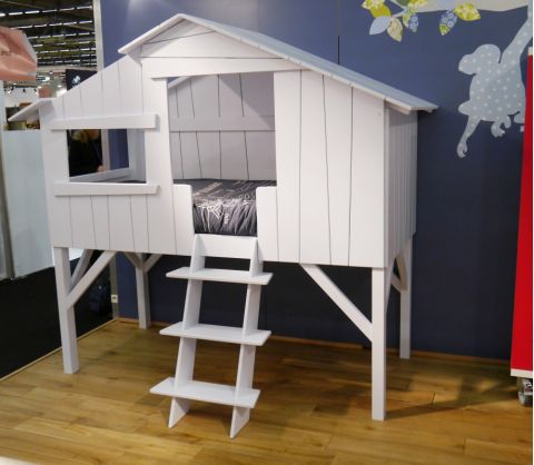 Single Treehouse Bed