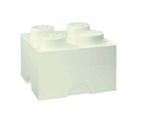Lego Storage Brick White