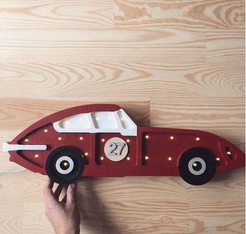 Race Car from Little Lights :: Buy Online at Baby Bottega