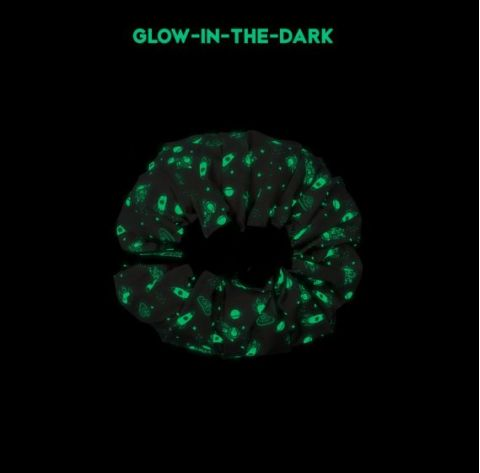 Glow in the Dark Space toy storage bag from Play and Go :: Baby Bottega