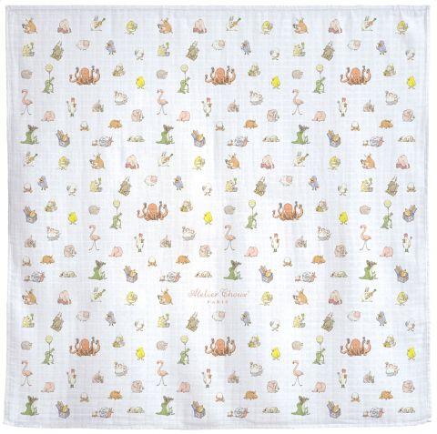 Bébé Choux baby blanket from Atelier Choux :: Baby Bottega