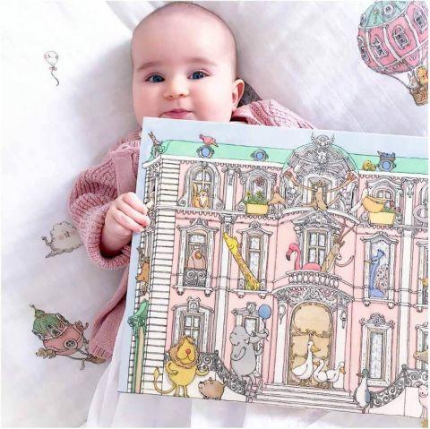 Gift box for Atelier Choux :: Baby Bottega