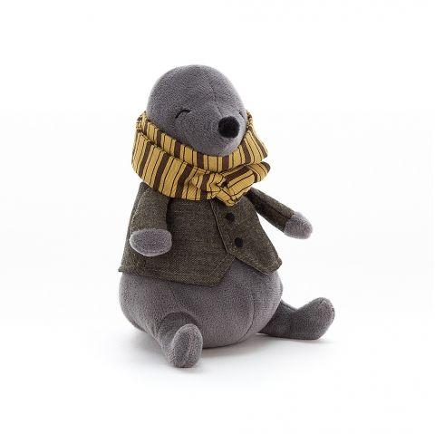 Riverside Rambler Mole from Jellycat :: Baby Bottega