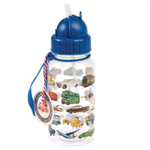 Vintage Transport Water Bottle :: Baby Bottega