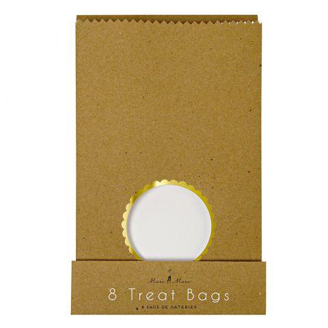 Treat Bag and Sticker Set