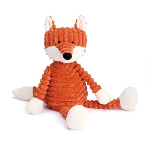 Pupazzo Volpe Baby Cordy Roy