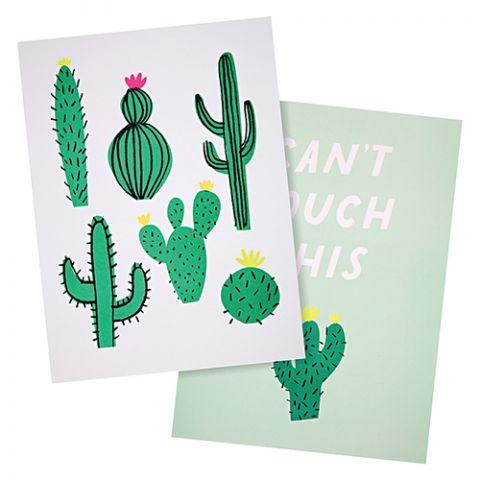 Cactus Art Prints