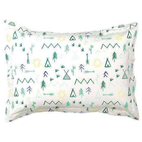 Camp Ground Pillow Sham