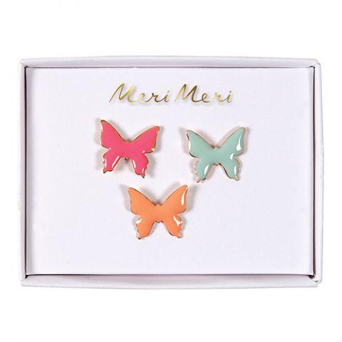 Butterfly Enamel Pins