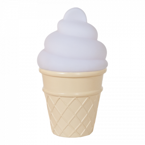 Mini Ice Crean Light White