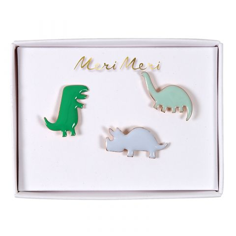 Spille Smaltate Dinosauro