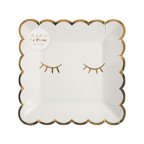 Blink Small Party Plate from Meri Meri