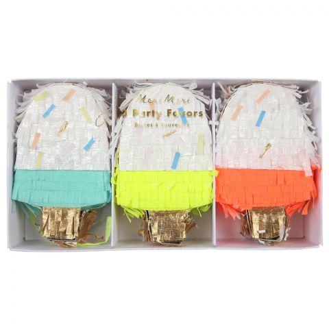 Ice Cream Pinata Party Favor from Meri Meri