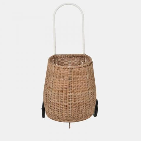 Luggy Basket from Olli Ella in natural colors.  :: Baby Bottega