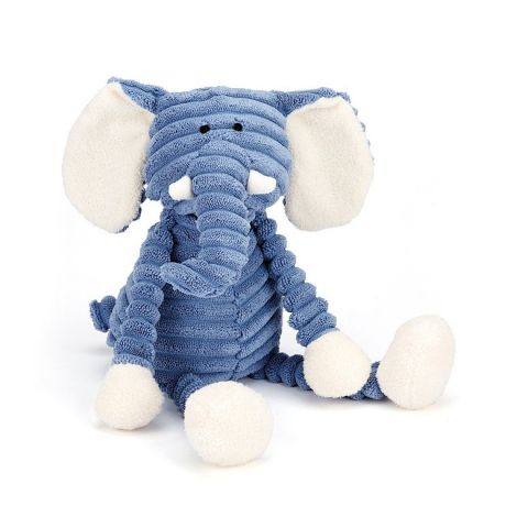 Cordy Roy Baby Elephant soft toy from Jellycat :: Baby Bottega