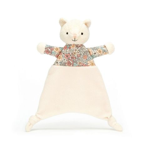 Floral Kitten Soother from Jellycat :: Baby Bottega