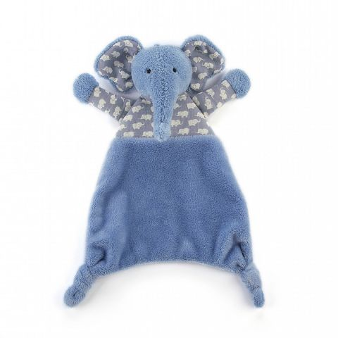 Indigo Elly Soother from Jellycat :: Baby Bottega