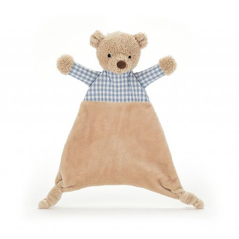 Thomas Bear Soother from Jellycat :: Baby Bottega