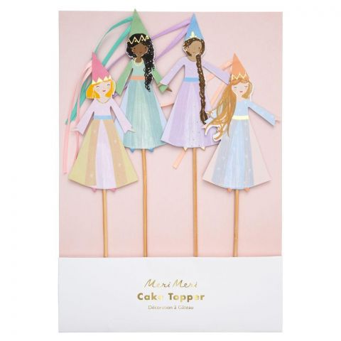 Magical Princess cake toppers from Meri Meri :: Baby Bottega