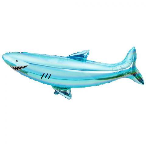 Giant Shark Balloon from Meri Meri :: Available at Baby Bottega