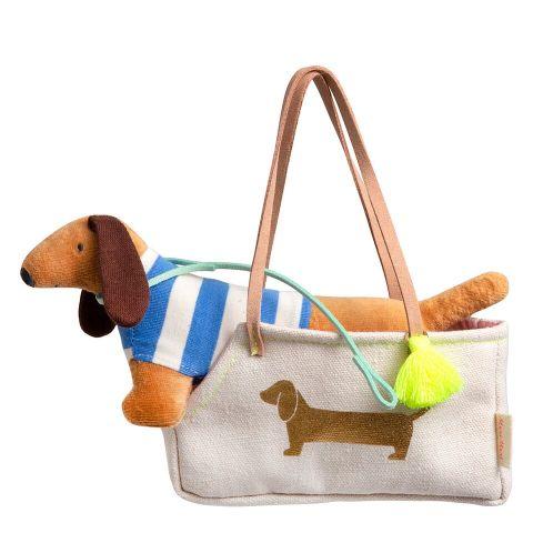 Hank In A Bag Dolly Accessory from Meri Meri :: Baby Bottega