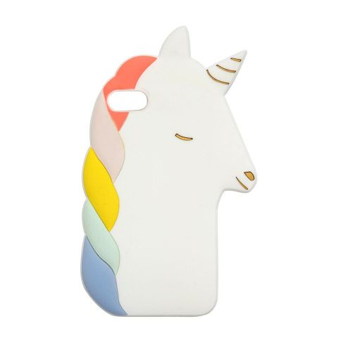 Unicorn Soft Silicone iPhone Case from Meri Meri :: Baby Bottega