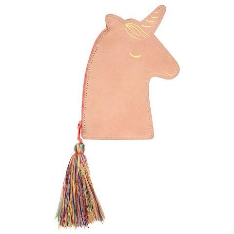 Leather Unicorn Purse from Meri Meri : Baby Bottega
