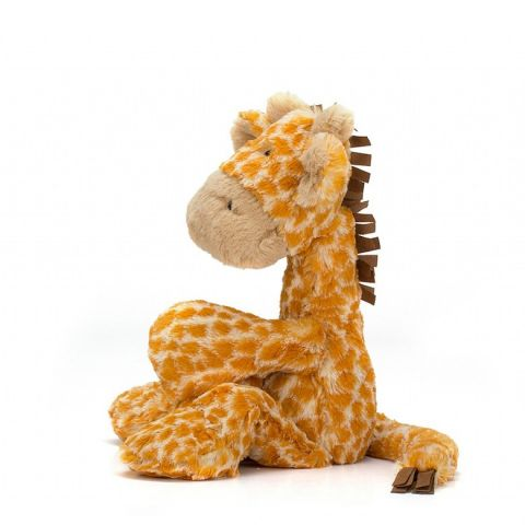 Merryday Giraffe soft toy from Jellycat :: Baby Bottega
