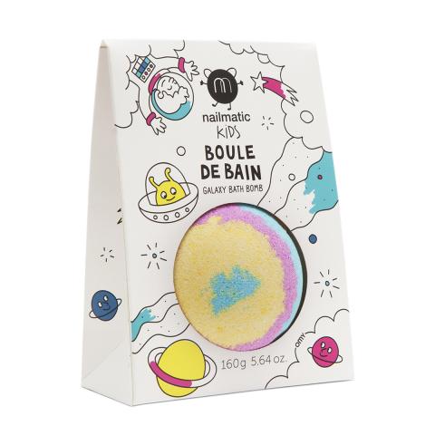 Bomba da Bagno Blu di Nailmatic :: acquista ora su Baby Bottega