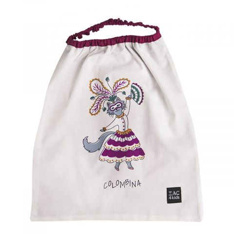 Bib Colombina from Zac 4 Kids :: Baby Bottega