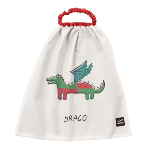 Bib Drago, red from Zac 4 Kids :: Baby Bottega
