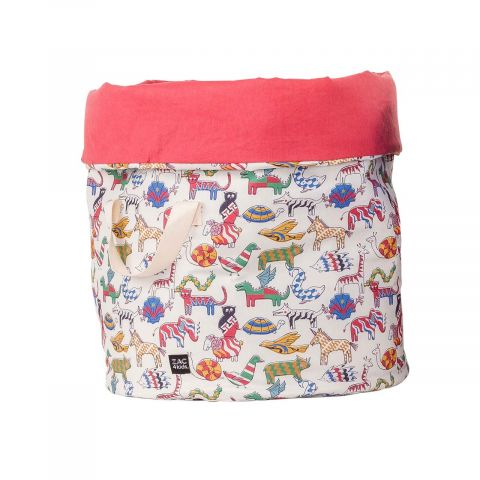 Toy Bag Jungle from Zac 4 Kids :: Baby Bottega