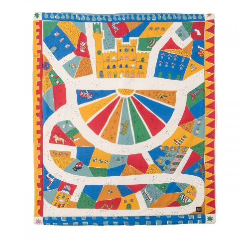 Play Mat Campo di Siena from Zac4Kids :: Baby Bottega