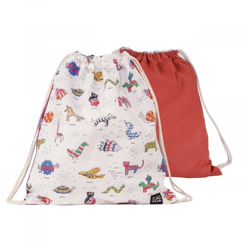 Soft Backpack Iconic from Zac4Kids :: Baby Bottega
