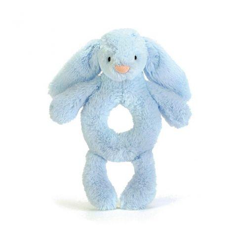 Coniglietto timido Blu di Jellycat :: acquista su Baby Bottega