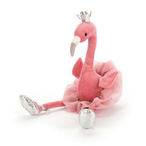 Fancy Flamingo, soft toy from Jellycat :: Baby Bottega