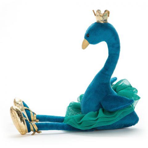 Pavone Elegante, peluche da Jellycat :: Baby Bottega