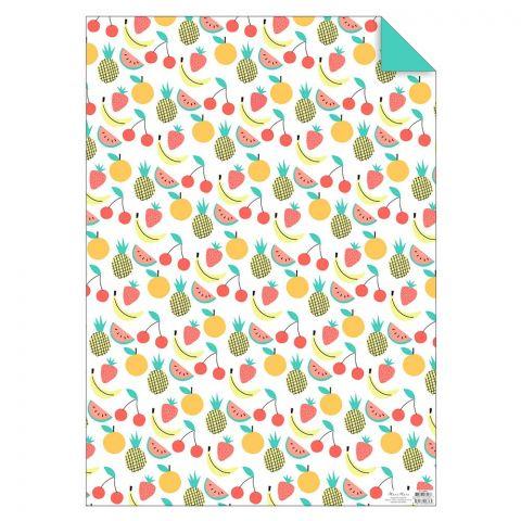 Fruit Gift Wrapping designed for Meri Meri