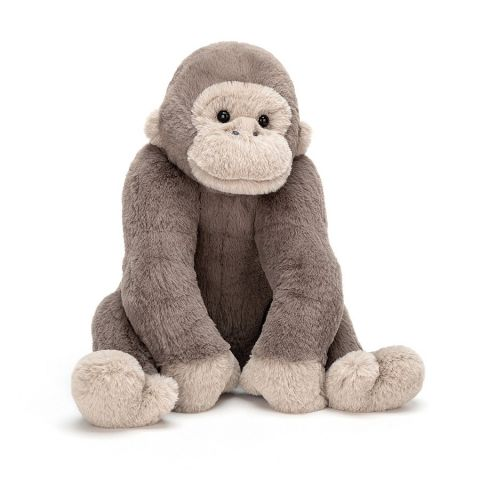 Gregory Gorilla, small from Jellycat :: Baby Bottega