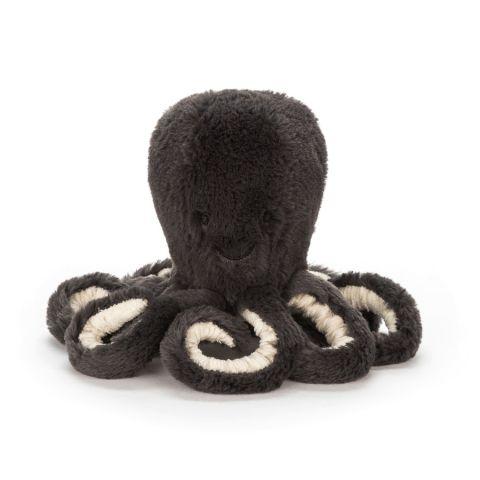 Inky, il piccolo polpo :: Peluche :: Jellycat presso Baby Bottega