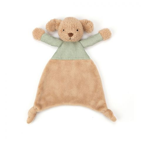 Jumble Puppy Soother from Jellycat :: Baby Bottega
