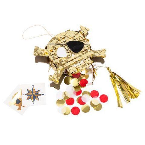 Pirates Bounty Party Pinata from Meri Meri :: Baby Bottega