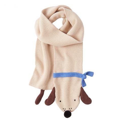 Knitted Dog Scarf da Meri Meri
