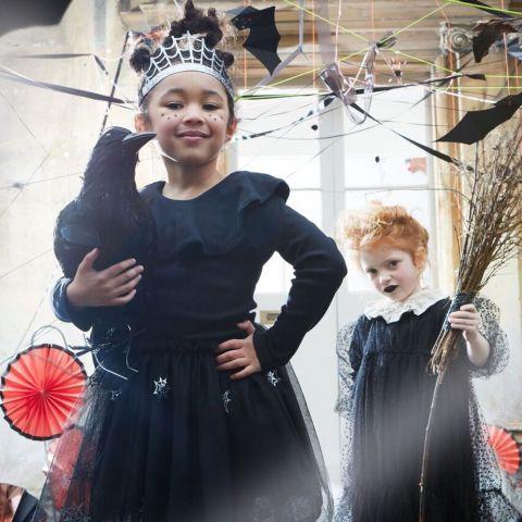Halloween Tutu & Headband from Meri Meri - party time
