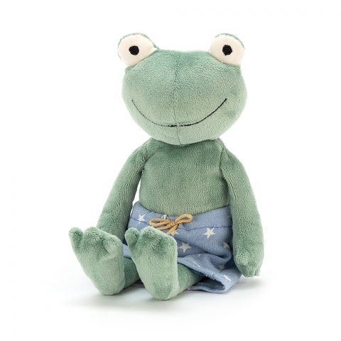 Party Frog di Jellycat peluche :: acquista su Baby Bottega